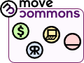 Move Commons For-Profit, Reproducible, Reinforcing the Digital Commons, Grassroots