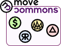 Move Commons: For-Profit, Reproducible, Reinforcing the Commons/Nature, Representative