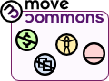 Move Commons Sin ánimo de lucro, Exclusivo, Reinforcing the Body/health Commons, Horizontal