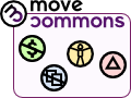 Move Commons: Non Profit, Exclusive, Reinforcing the Commons/Body/Health, Representative