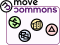 Move Commons: Non Profit, Exclusive, Reinforcing the Commons/Town/Community/Society, Representative