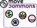 Move Commons Sin ánimo de lucro, Reproducible, Reinforcing the Ecology Commons, Horizontal