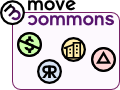 Move Commons Sin ánimo de lucro, Reproducible, Reinforcing the Town/community/society Commons, Representativo